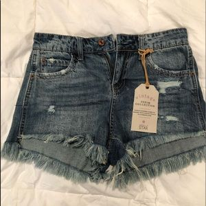 VanillaStar Vintage Denim Shorts